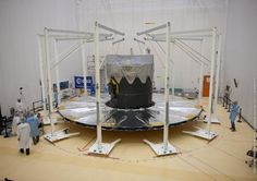 Largest ever space camera is ready to map a billion stars. It will do this by measuring the brightest billion objects and determine their three-dimensional distribution and velocities. It also has the ability to measure the temperature, mass, and chemical composition of these billion objects. Read more at: http://phys.org/news/2014-02-largest-space-camera-ready-billion.html