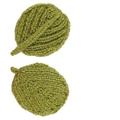 Alder Leaf free knitting pattern on ODD Knit at http://www.oddknit.com/patterns/treesandleaves/alderleaf.html