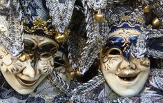 venetian masks - Google Search