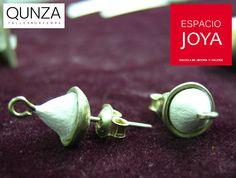 """Otra creación de Alejandra Labra, reconocida por su marca """"Qunza"""", con originales diseños. Stud Earrings, Jewelry, The Originals, Jewels, Jewlery, Bijoux, Studs, Schmuck, Stud Earring"""