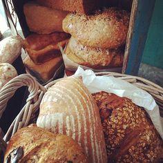 Ideas Magazine, Test Kitchen, Bread Recipes, Breads, Healthy, Instagram, Food, Art, Essen