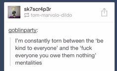 Mentalities