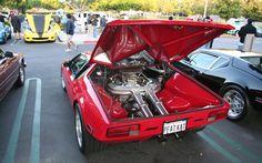 ford pantera engine | DeTomaso-Pantera-Engine-Cars-and-Coffee-Irvine Photo #360561 - Motor ...