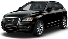 """Christian's black Audi 4×4 SUV – """"It's a beast of a car."""" – Fifty Shades of Grey"""