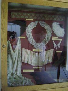 les tenues et objets ayant appartenu a Sissi