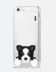 funda-movil-animales-border-collie Perros Border Collie, Electronics, Iphone, Dog Design, Mobile Cases, Animales, Consumer Electronics