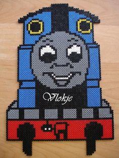 Thomas hama perler beads
