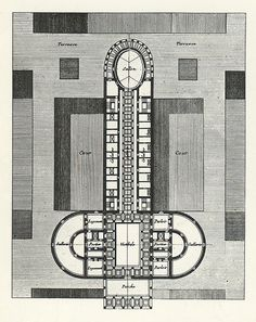 See? French Enlightenment architects had a sense of humor too.