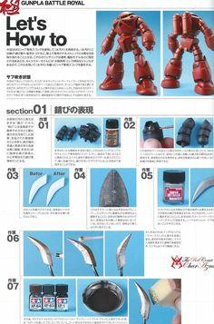 PChome Online 商店街 - PChome 24h購物 - 機動戰士鋼彈模型玩家生活專集 VOL.7