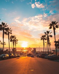 Manhattan Beach California by Debodoes | CaliforniaFeelings.com #california #cali #LA #CA #SF