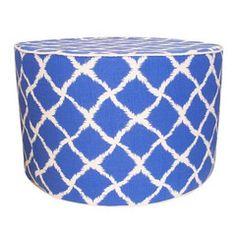 The Furniture Store Jiti Pillows Net Pouf Cotton Ottoman JPX1667 262 usd