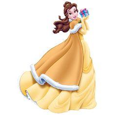 Disney Princess Ballerina Clip Art | Disney Princesses - Disney And Cartoon Christmas Clip Art Images