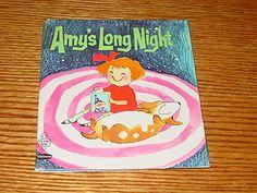 Amy's Long Night - by Nancy Garber