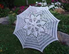 Вяжем зонтик. - Разное для малышей - Вязание для детей -МАСТЕР-КЛАССЫ ПО РУКОДЕЛИЮ- Страна рукоделия
