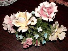 .Rose Capodimonte