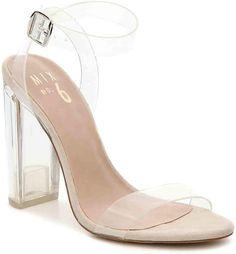 17dd57bbc9d Find lucite heel shoe at ShopStyle. Shop the latest collection of lucite  heel shoe from the most popular stores - all in one place.