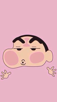 Shinchan in mirror Iphone Wallpaper Kawaii, Sinchan Wallpaper, Iphone 7 Wallpapers, Cute Emoji Wallpaper, Cartoon Wallpaper Iphone, Cute Wallpaper Backgrounds, Cute Cartoon Wallpapers, Disney Wallpaper, Sinchan Cartoon