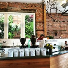 Scout Coffee, San Luis Obispo, CA