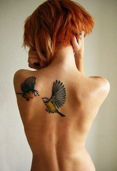 In some cultures, they are even seen to have some magical abilities and this is the very quality that people seek when they get a bird tattoo. The fact is that our feathered friends from the animal kingdom will have a special place in our lives and hearts.