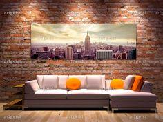 """Nowoczesny obraz na ścianę """"Widok z lotu ptaka na Nowy Jork"""" to wspaniała fotografia współczesnej panoramy wielkiego miasta. Nasza kolekcja Obrazy Miasta to galeria nadruków zdjęć drapaczy chmur w światowych metropoliach, widoki na najbardziej popularne serca miast europejskich i tych zza oceanu.#obrazy #recznie #malowane #tryptyki #dekoracje #ścienne #sztuka #malarstwo #wnętrza #nowyjork #nowy #york #panorama"""