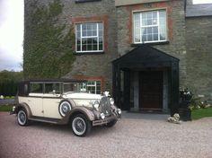 regent-wedding-car-darver-castle-louth Wedding Car Hire, Mercedes E Class, Dublin Ireland, Limo, Hgtv, Garden Wedding, Antique Cars, Castle, Chic