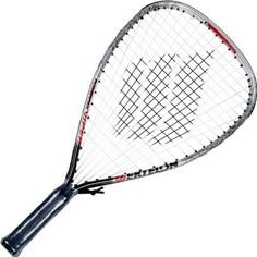 Ektelon Pfan Viper Racquetball Racquet Super Small by Ektelon. $19.99. The Ektelon® PFan Viper racquetball racquet is made from a featherweight AERO Lite alloy that lets you whip your arm for speed and power. It is designed with the Power Fan string pattern, and it comes pre-strung.