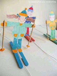 Olympic Kids Craft 2014 Craft Olympics: Kid Crafts 2000 x 2000 · 469 kB · jpeg Family Fun Winter Crafts Kids Fun Winter Olympics Crafts for Kids Winter Art Projects, Winter Project, Winter Crafts For Kids, Winter Kids, Projects For Kids, Kids Crafts, Art For Kids, Arts And Crafts, Winter Sports