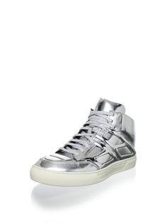 84% OFF Alejandro Ingelmo Men\'s Tron Sneaker (Silver)