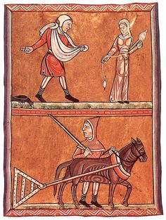 Fécamp Psalter; Unknown Miniaturist, French (active 1180s in Normandy) [Wikimedia Commons]