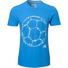 9d20c8ff5cd adidas Mens Soccer Ball Tactical T-Shirt