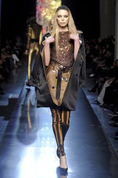 Jean Paul Gaultier - Fall 2012