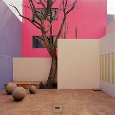 Luis Barragán - Gilardi House - Mexico City, Mexico - 1976