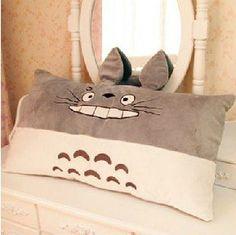 Wahre Liebe Cartoon Totoro Kissen, Totoro langen Kissen: Amazon.de: Küche & Haushalt