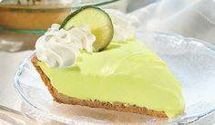 Une tarte au citron vert toute légère qui amène les îles sur votre table. Sur une fine pâte sablée sa garniture au citron vert est divinement rafraîchissante