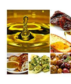 olio conserve e tutto quello che la buona tavola italiana può offrire
