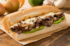 An Extraordinary Flavor Profile: From The Roast Beef To The Au Jus… The one time that I have ever tried a French Dip Sandwich was in Chicago at a restaurant
