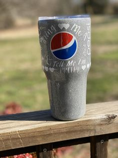 Bring me a Diet Pepsi and Tell me Im Pretty Tumbler This listing is for all s. Cute Birthday Gift, Birthday Cup, Birthday Gifts For Boys, 11th Birthday, Coffee Gift Baskets, Teacher Appreciation Gifts, Teacher Gifts, Employee Appreciation, Diet Pepsi