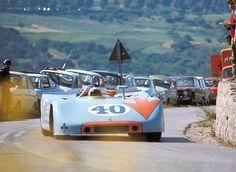 1970 TARGA FLORIO. PORSCHE 908/3.
