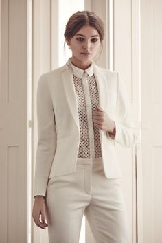 Professional work outfit - 6 Wedding Outfit Ideas from REISS – Professional work outfit Business Outfit Damen, Business Outfits, Suit Fashion, Work Fashion, Fashion Outfits, Reiss Fashion, Office Fashion Women, Ladies Fashion, Fashion Ideas
