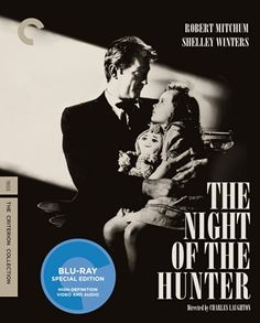 Criterion Collection: Night of the Hunter  [Blu-ray] [Importado]