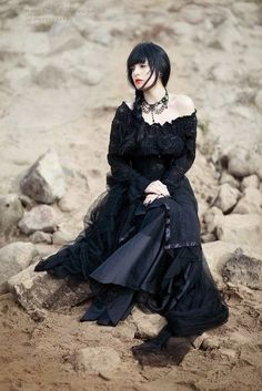 Gothic,Medieval And Rock Models: Desdemona de'Ville