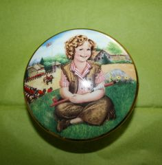 Shirley Temple Music Box Collection Susannah of the by BeAnnsAttic