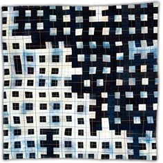 Eleanor McCain - Art Quilts: New Works... Click on link to see the entire collection- it's lovely