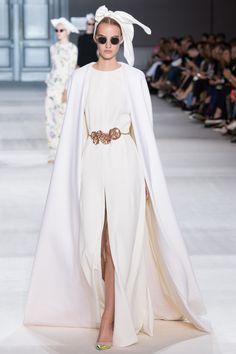 défilé couture automne-hiver 2014-2015 Giambattista Valli #mode #fashion #hautecouture