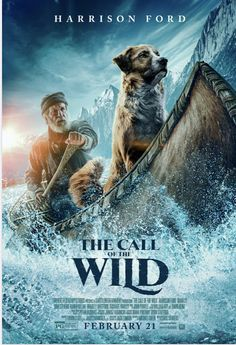 Directed by Chris Sanders. With Harrison Ford, Omar Sy, Cara Gee, Dan Stevens. A sled dog struggles for survival in the wilds of the Yukon. Dan Stevens, Harrison Ford, 2020 Movies, New Movies, Movies And Tv Shows, Netflix Movies, Watch Movies, Ver Series Online Gratis, Tv Series Online