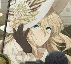 Me Anime, I Love Anime, Anime Art, Violet Evergarden Wallpaper, Violet Evergreen, Violet Evergarden Anime, Kyoto Animation, Anime Kunst, Beautiful Anime Girl