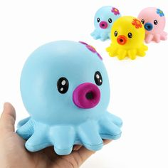 Toys For Children Intelligence Education Scented Squishy Cute Octopus Squeeze Healing Fun Toy Gift Relieve Stress Decor Jan 21 High Resilience Welding & Soldering Supplies