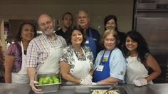 Serving at the Shepherd's Table