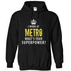 Metro T-Shirts, Hoodies, Sweatshirts, Tee Shirts (39$ ==► Shopping Now!)