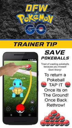 Cool Tips for Pokemon go!  #pokemon #pokemongo #DFWpokemongo  https://www.facebook.com/groups/DFWPokemonGoLeague/